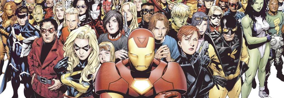 Le retour des superhéros