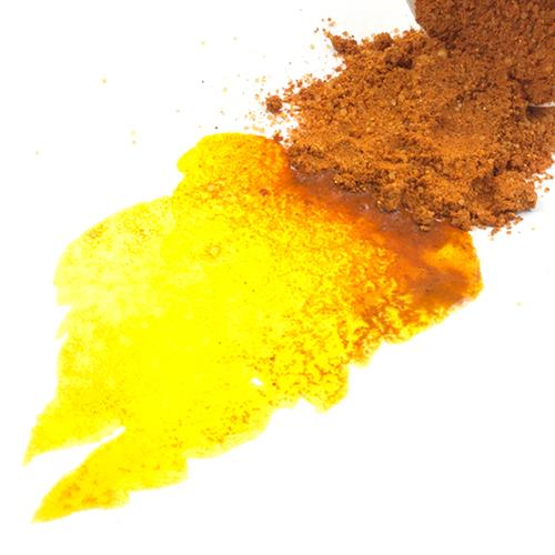 Encre de chine et pigments aquarellables