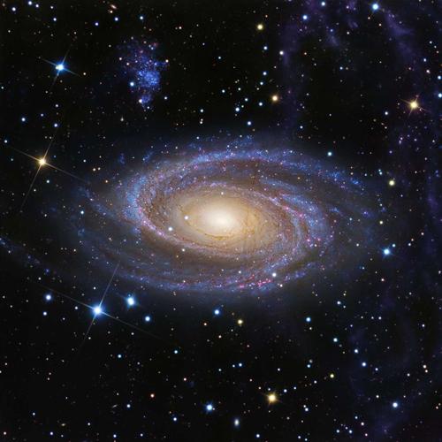 Conférence : «Plongée dans le monde fascinant des galaxies»