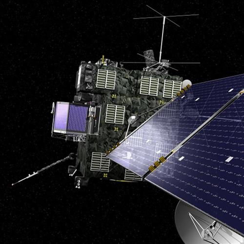 Virevolter avec la comète, l'incroyable mission Rosetta