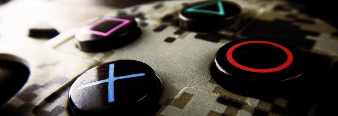 Création de jeux vidéo
