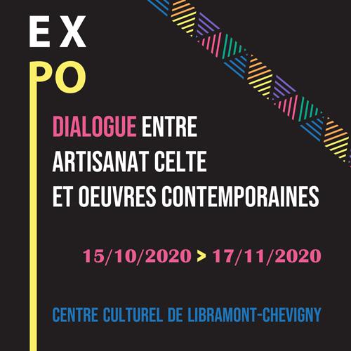Dialogue entre artisanat celte et oeuvres contemporaines