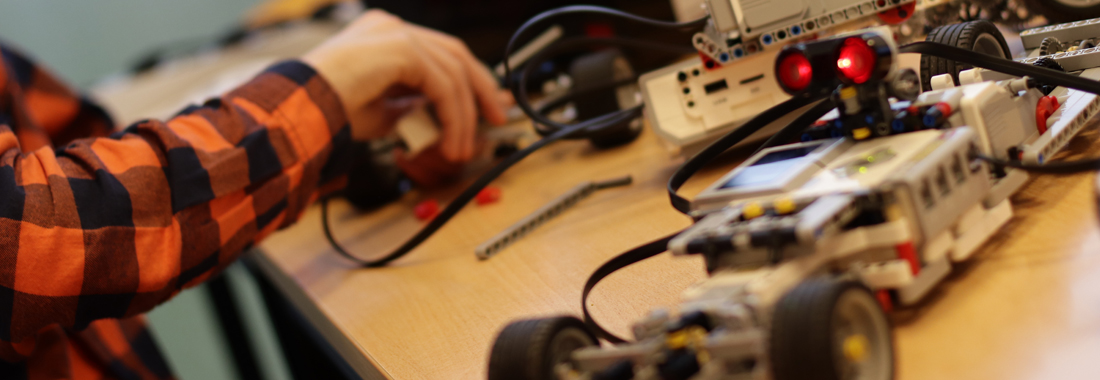 Robot do-it-yourself