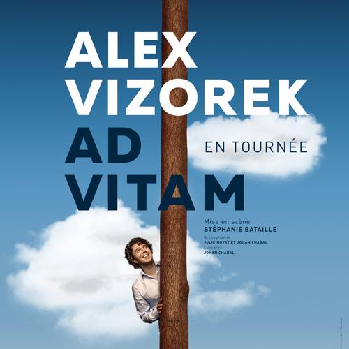 Alex Vizorek : «Ad Vitam»