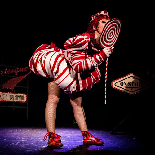 Le cabaret burlesque de Valentina del Pearls