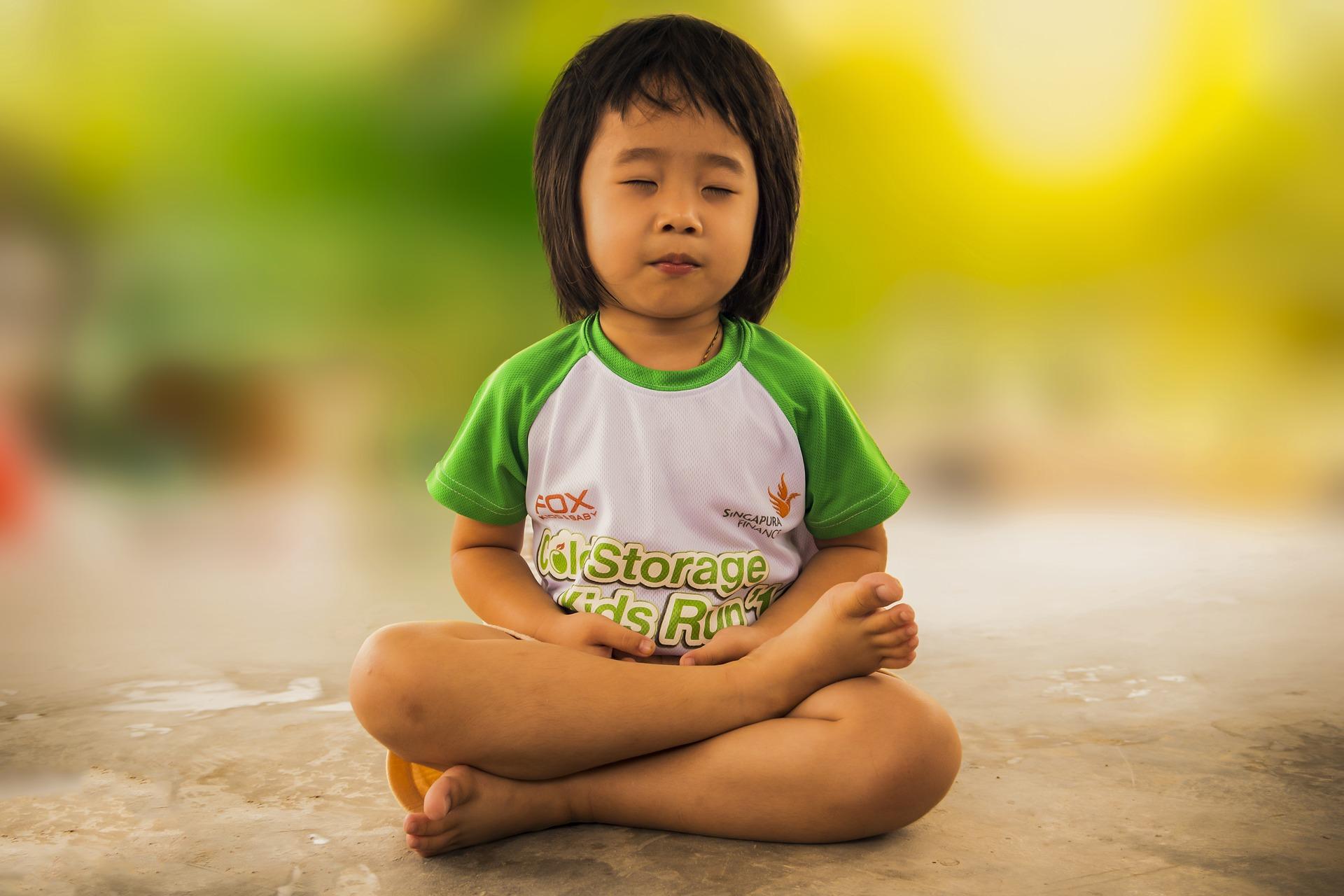 Yoga (pour les petits)